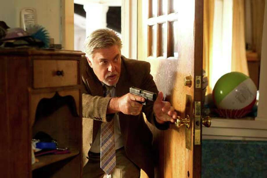"Bruce McGill in Monday's riveting episode of ""Rizzoli & Isles"" on TNT. Courtesy TNT"