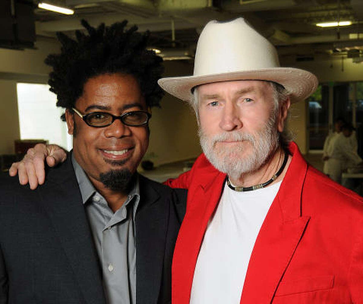 David McGee and Wayne Gilbert