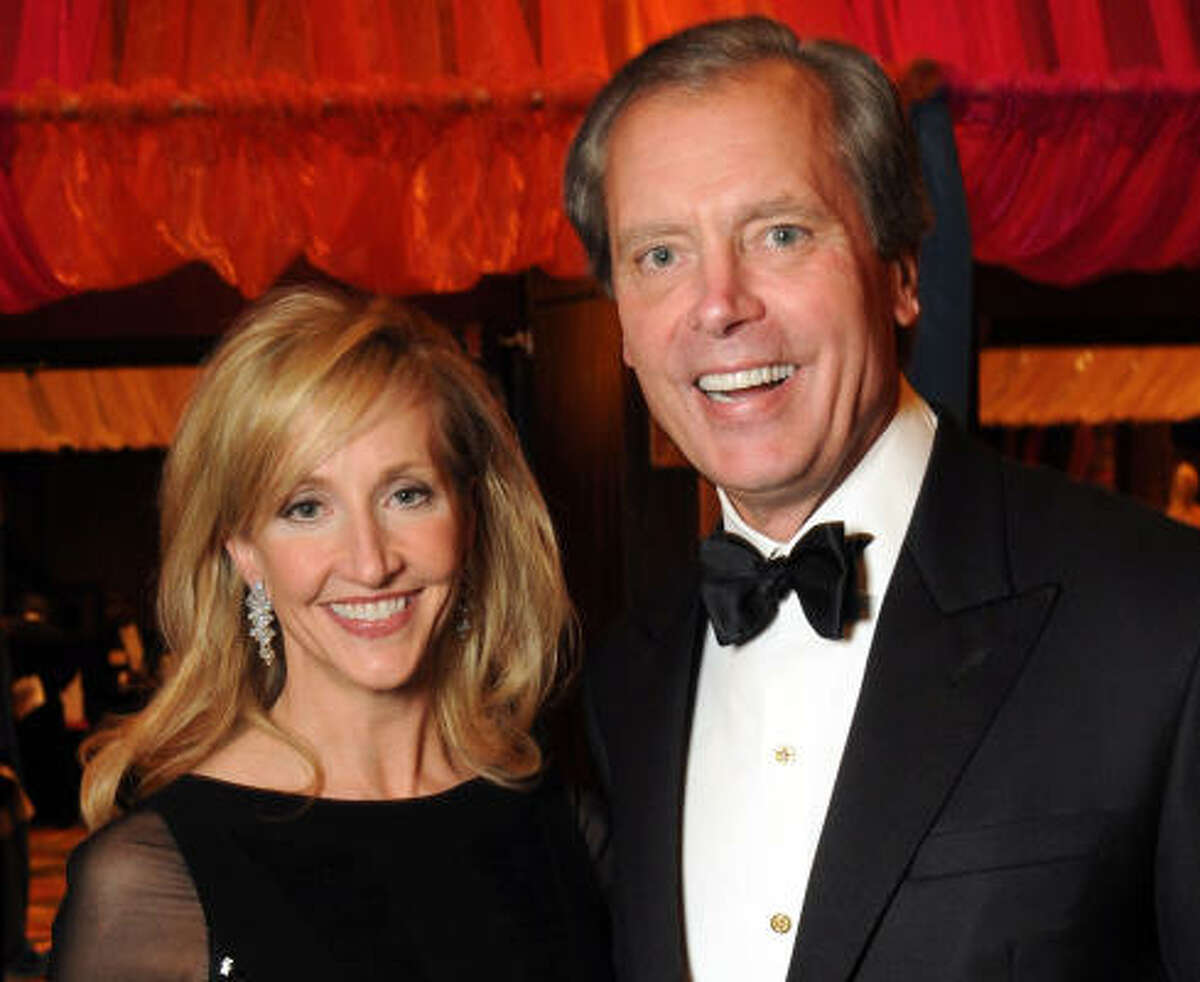 Tricia and David Dewhurst