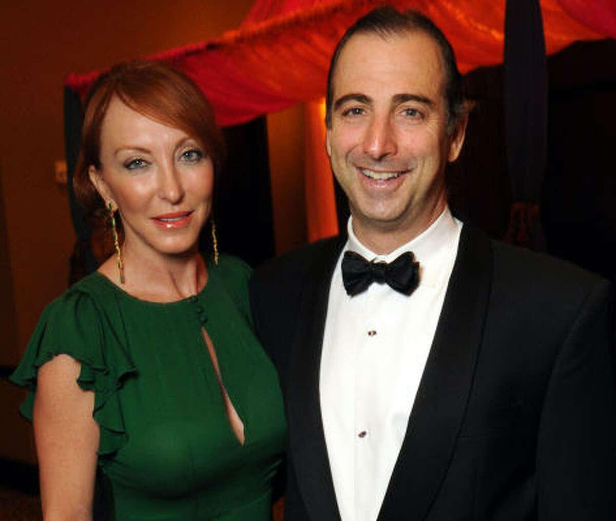 Martha and Richard Finger