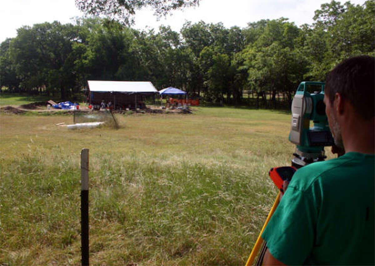 The Debra L. Friedkin site in Texas.