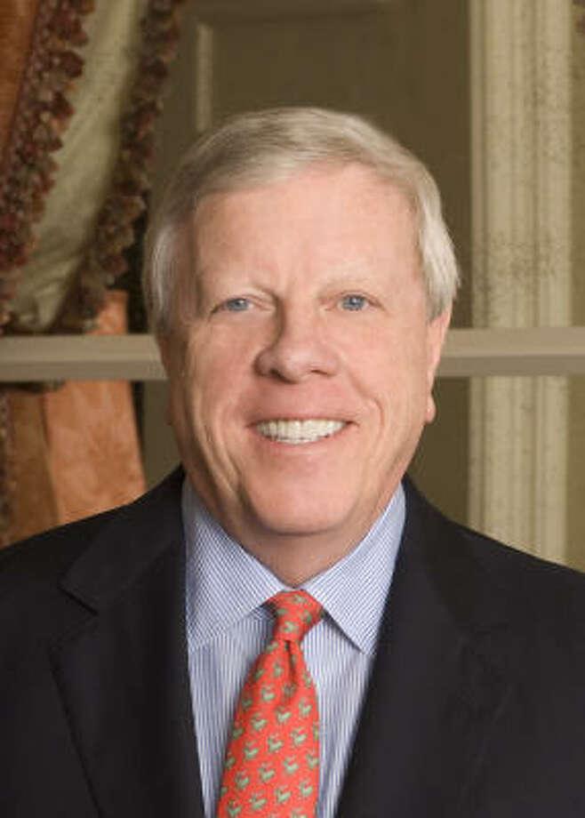 Richard Kinder of HoustonRank: 128Net worth: $7.4 billlion Photo: Kinder Morgan