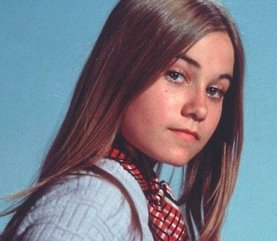 Maureen McCormick, 1970, age 14. The Brady Bunch; Moonshine Country Express; Take Down. Photo: ABC