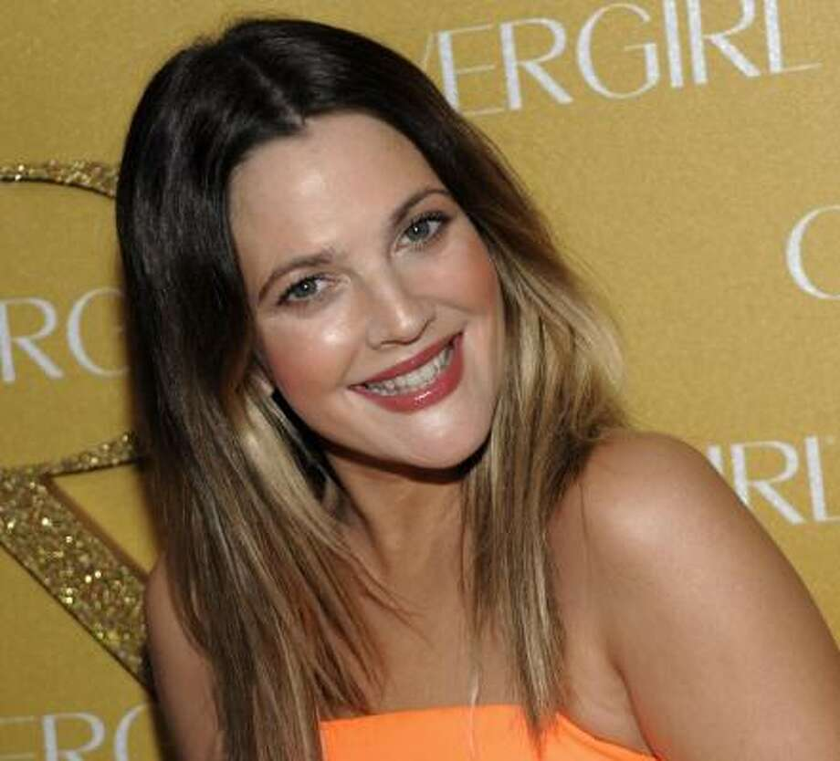 Drew Barrymore, 2011, age 35.  He's Just Not That Into You; Whip It; Going the Distance. Photo: AP