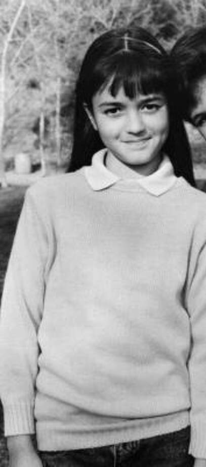 Danica McKellar, 1988, age 13. Sidekicks; The Wonder Years. Photo: Left Photo: By Danny Feld For AB, NBC