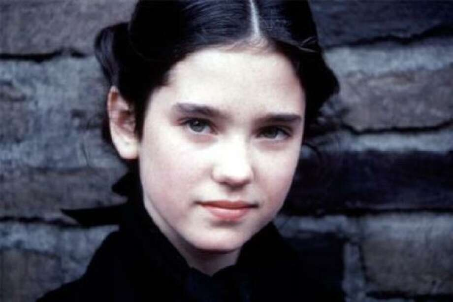 Jennifer Connelly, 1984, age 13. 