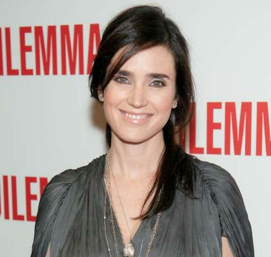 Jennifer Connelly, 2011, age 30. What's Wrong with Virginia; Salvation Boulevard; The Dilemma. Photo: Daniel Boczarski, Getty Images