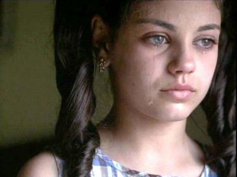 Mila Kunis, 1998, age 15. 