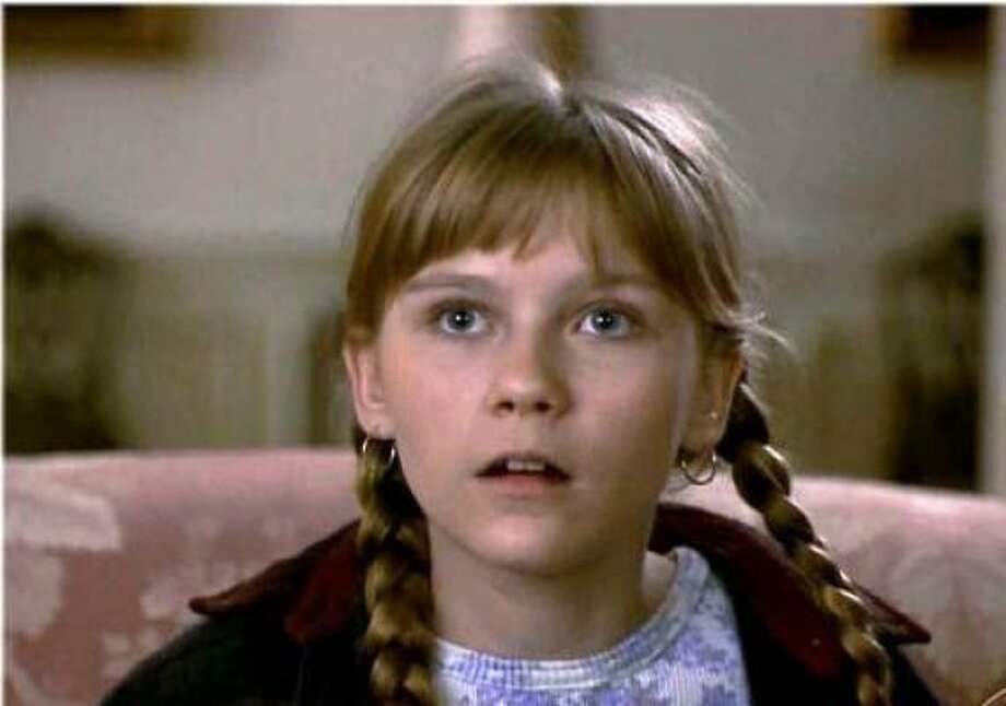 Kirsten Dunst, 1995, age 13.