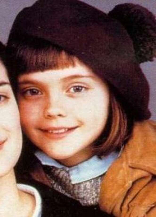 Christina Ricci, 1990, age 10. Mermaids; The Hard Way; The Addams Family. Photo: AP