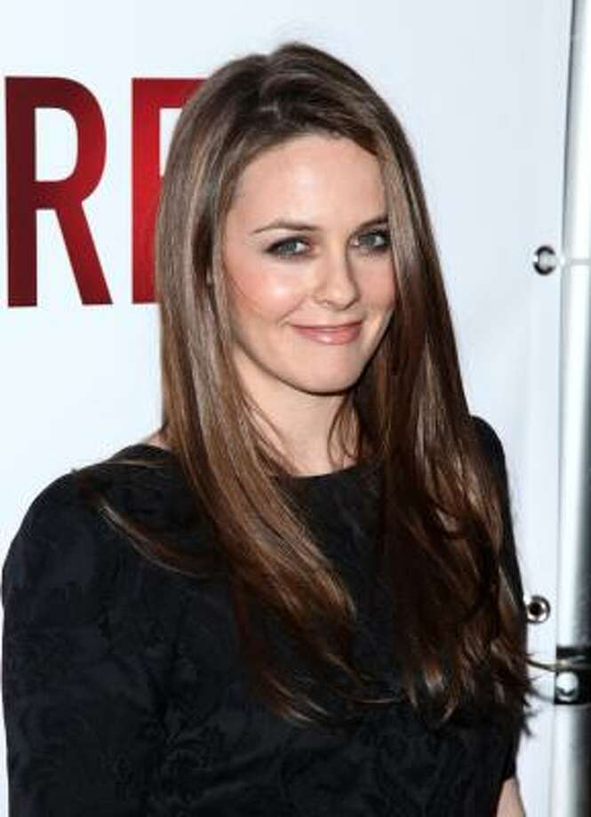 Alicia Silverstone, 2010, age 34. 