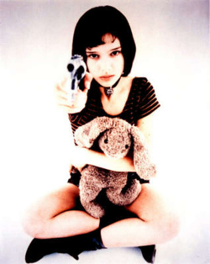 Natalie Portman, 1994, age 13. The Professional; Heat; Beautiful Girls. Photo: Gaumont