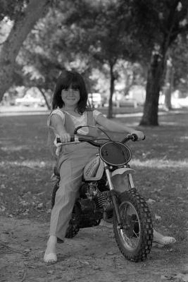 Soleil Moon Frye, 1984, age 8.  Punky Brewster; Diff'rent Stokes; The Liars' Club. Photo: AP