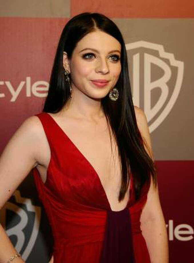 Michelle Trachtenberg, 2011, age 25.  Cop Out; Gossip Girl; Take Me Home Tonight. Photo: Kevork Djansezian, Getty Images