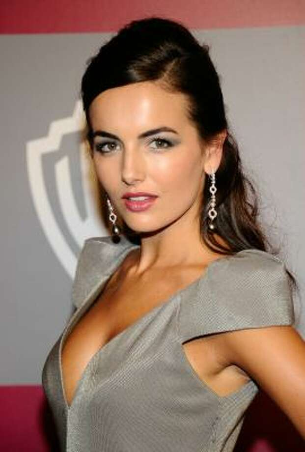 Camilla Belle, 2011, age 24.  When A Stranger Calls; 10,000 BC; From Prada to Nada. Photo: Kevork Djansezian, Getty Images