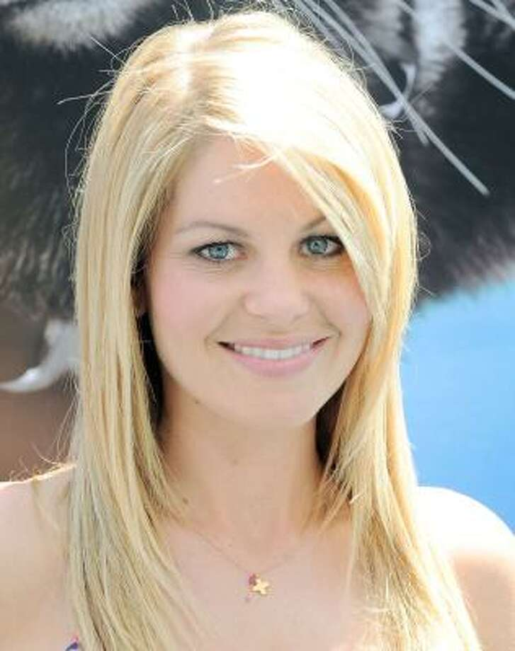 Candace Cameron, 2010, age 34.  The Krew; The Wager; Make It or Break It. Photo: AP