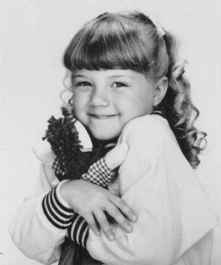 Jodie Sweetin, 1987, age 5. 