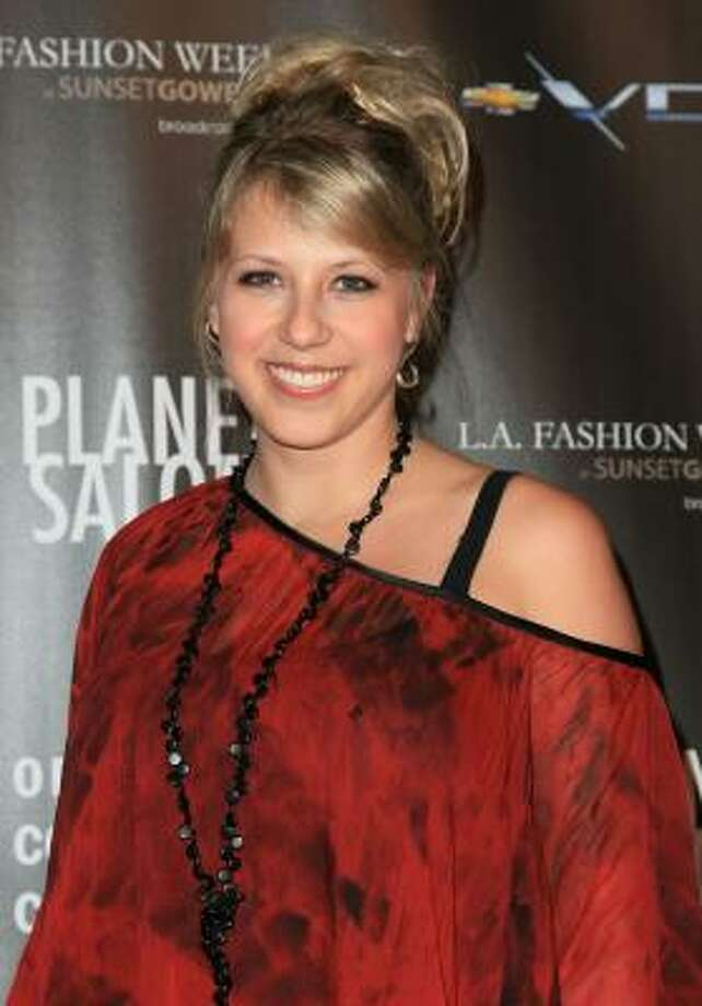 Jodie Sweetin, 2010, age 28. 