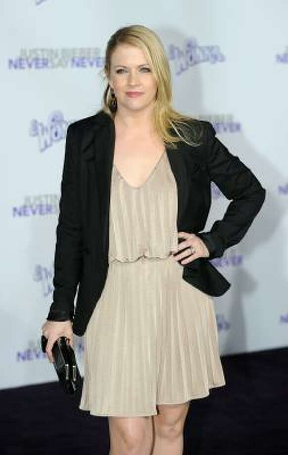 Melissa Joan Hart, 2011, age 34. 
