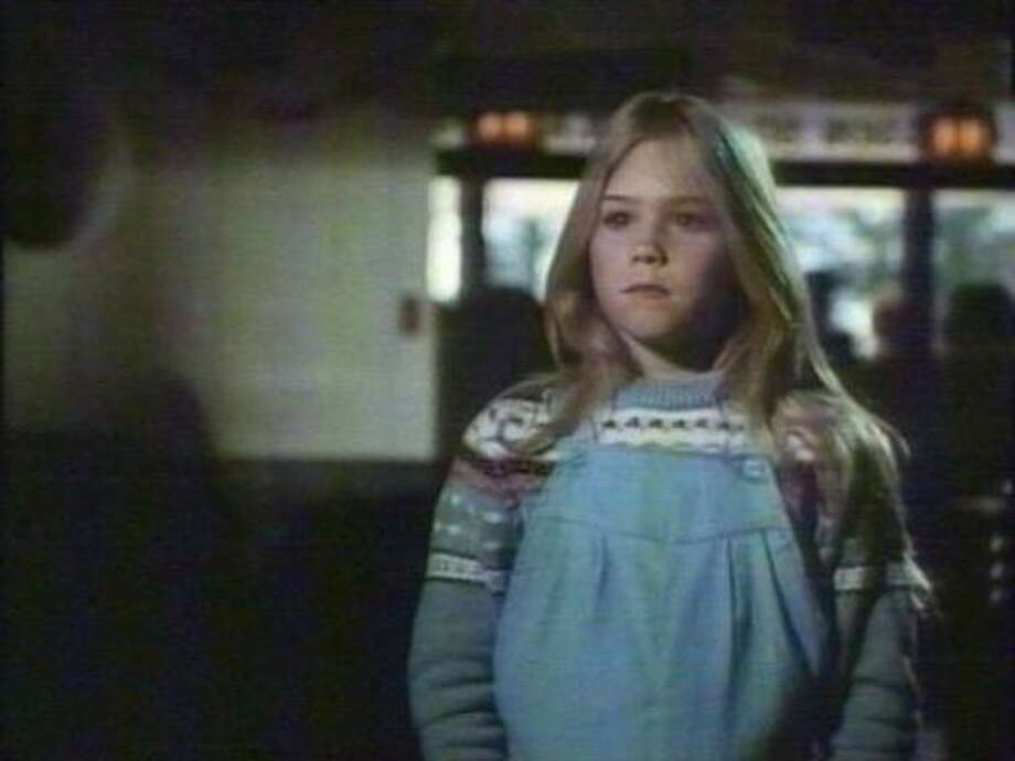 Christina Applegate, 1981, age 9.