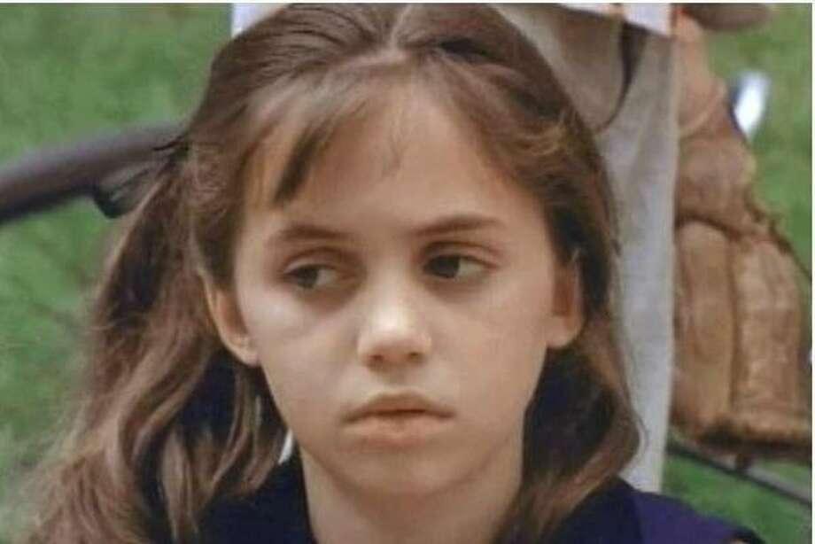 Eliza Dushku, 1992, age 11. That Night; This Boy's Life; True Lies. Photo: Twentieth Century Fox