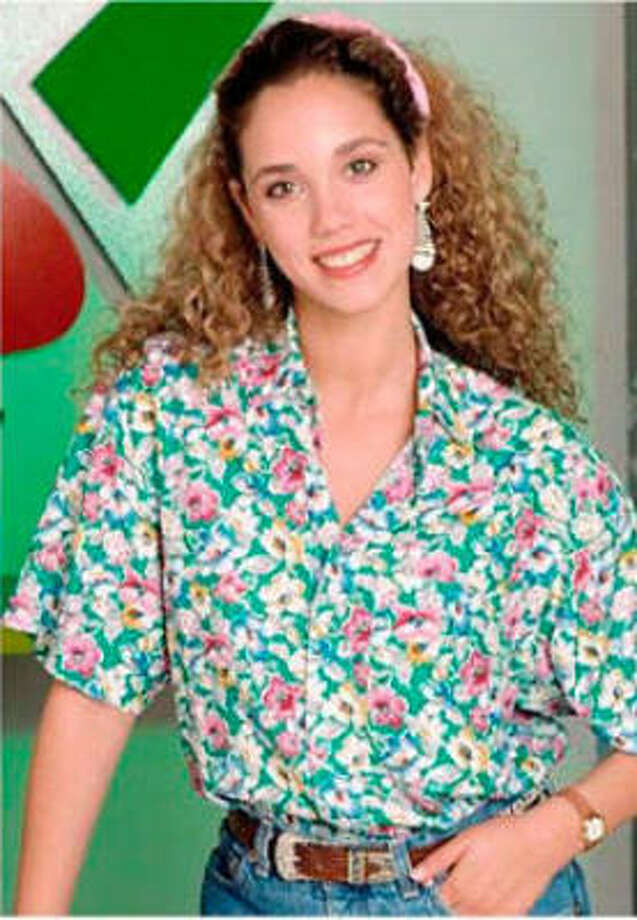 Elizabeth Berkley, 1989, age 17. Baywatch; Saved by the Bell. Photo: NBC