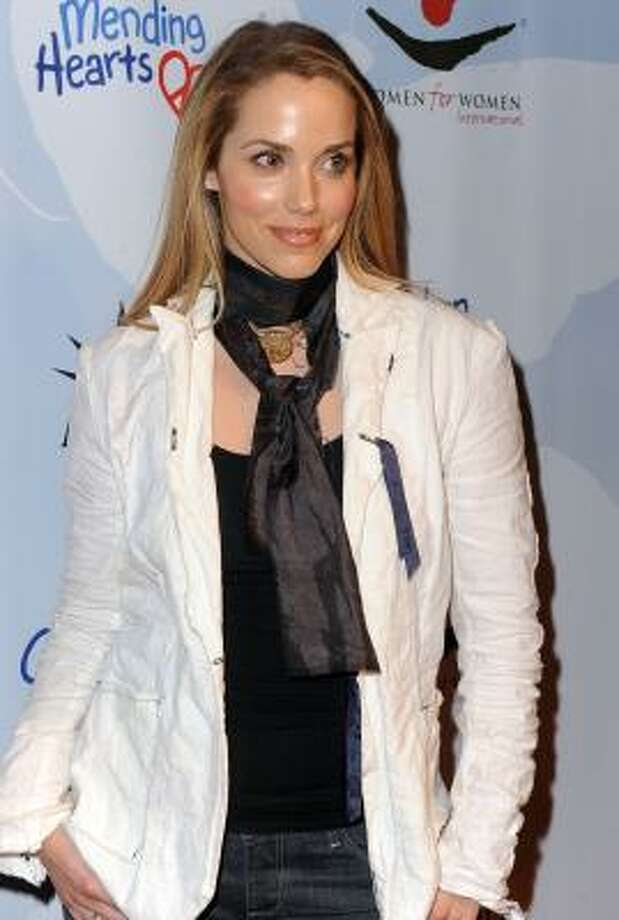 Elizabeth Berkley, 2010, age 38. 