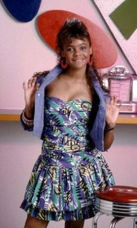 Lark Voorhies, 1989, age 15. 