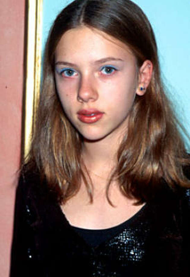 Scarlett Johansson, 1997, age 13.