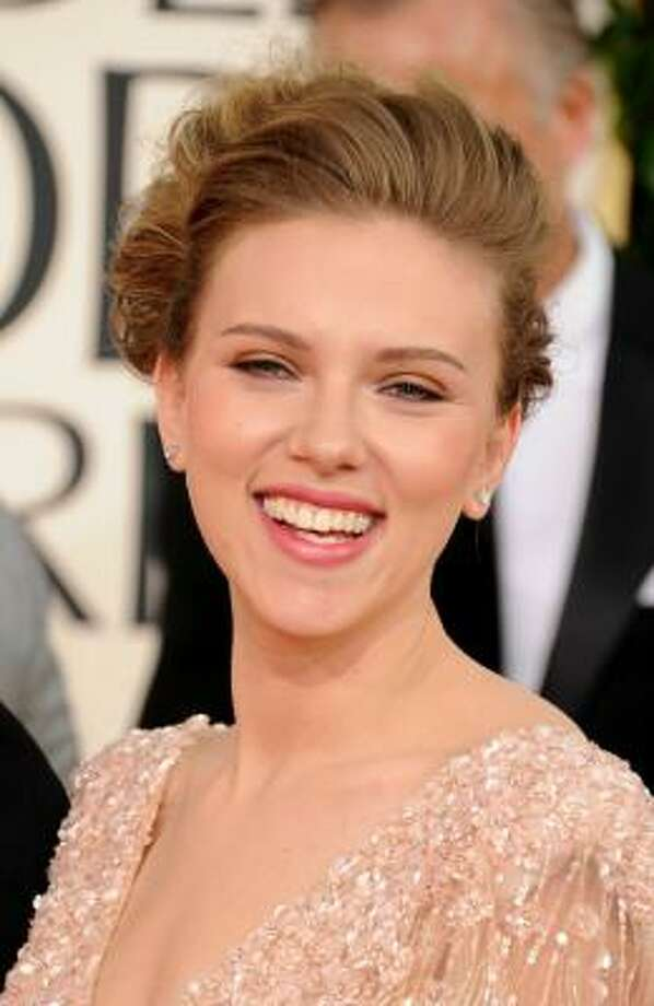 Scarlett Johansson, 2011, age 26.