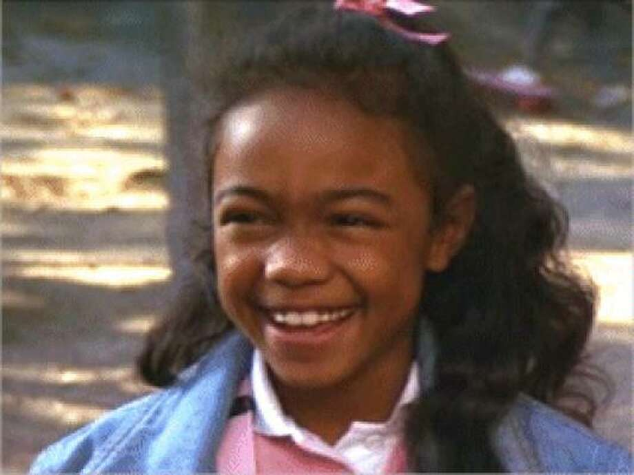 Tatyana Ali, 1988, age 9. 