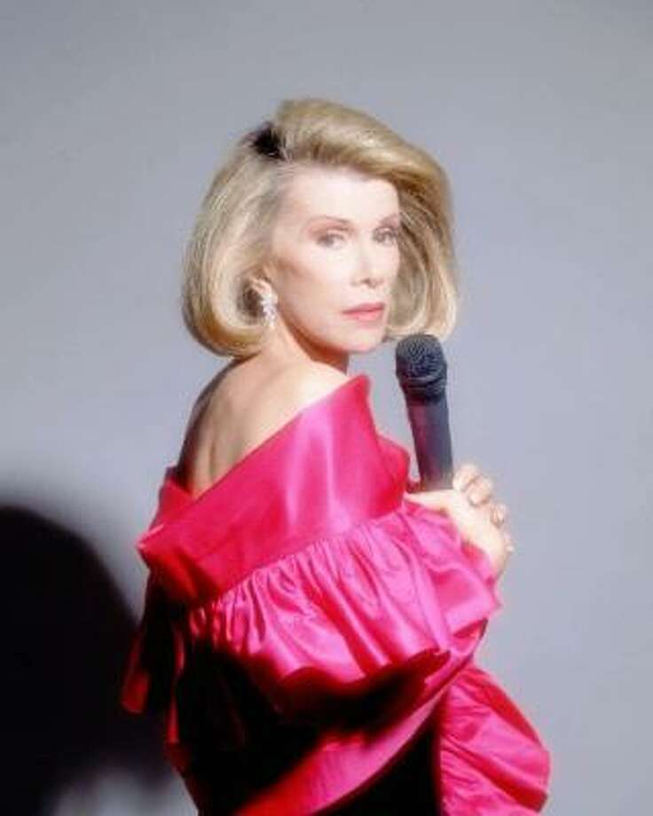 Joan Riverswas very vocal about her many plastic surgeries. Photo: Handout