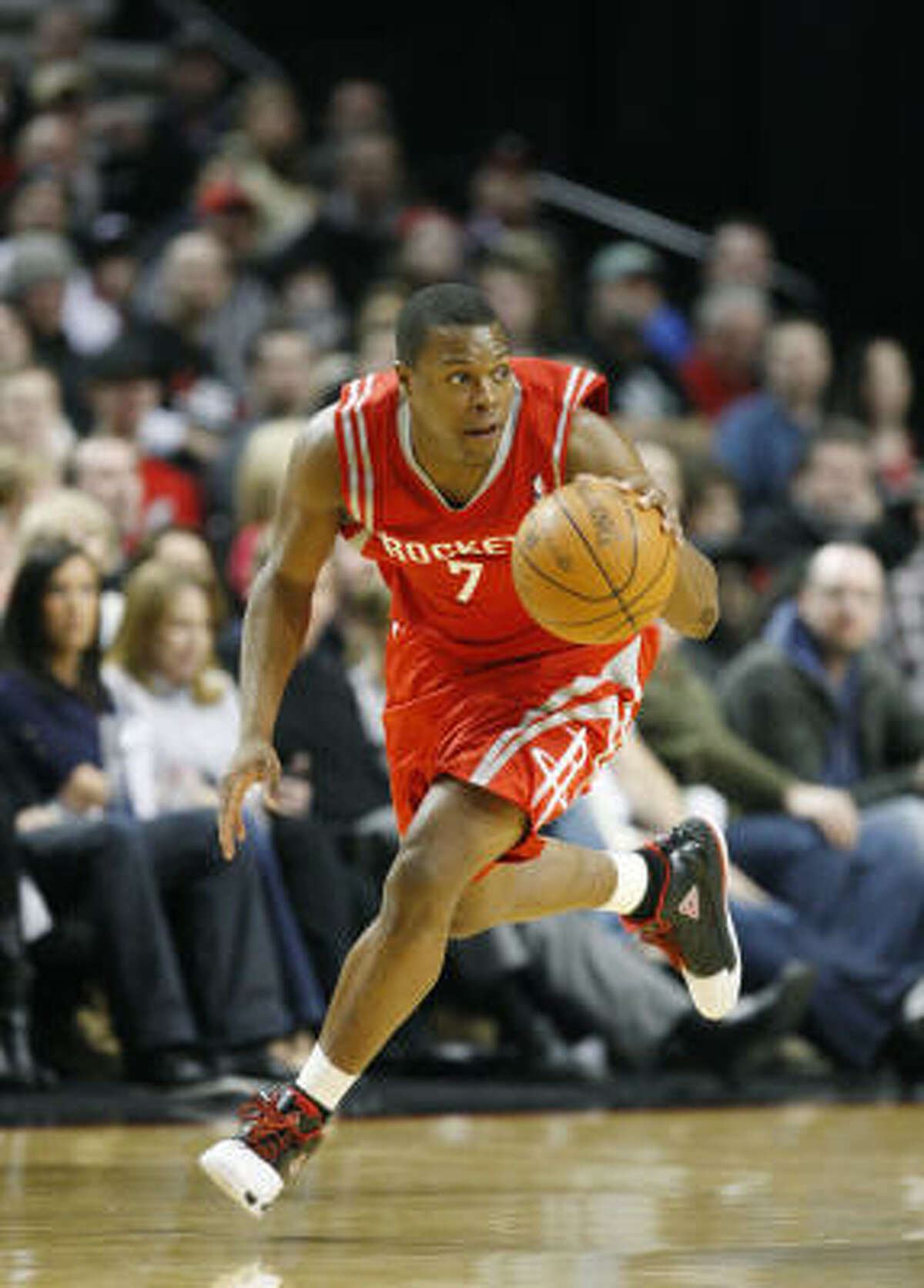 Rockets point guard Kyle Lowry scored 21 points and dished out 11 assists in the win.