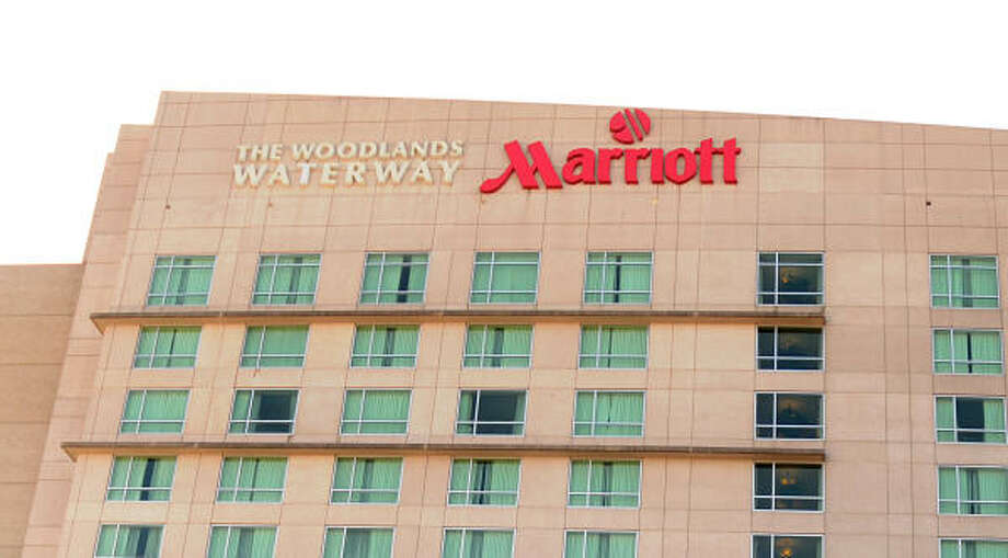 MarriottThe company's namesake is a Mormon family, and the chain often includes a Book of Mormon alongside the Bible in nightstand drawers. Photo: David Hopper, For The Chronicle