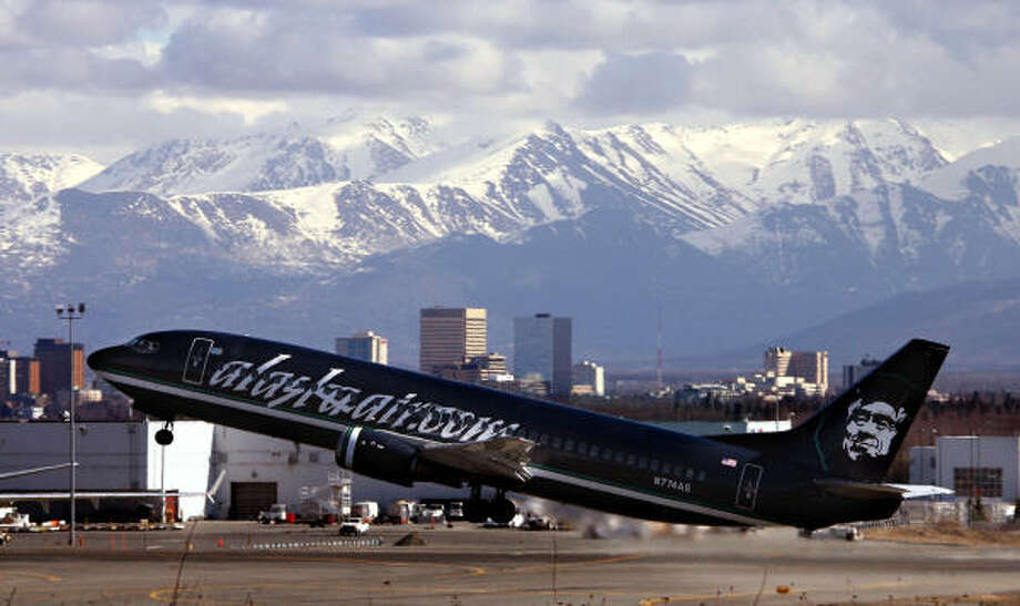 Airline: Alaska AirlinesRank: 3rd place Photo: AL GRILLO, ASSOCIATED PRESS