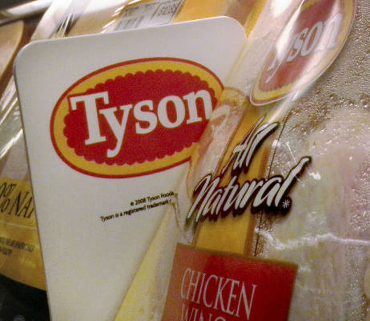 Tyson Foods Many customers may not realize it, but Tyson Foods is a very religious company that embraces spirtuality in the workplace. Founder John Tyson speaks openly about his Christian beliefs, and the company's core values say that it