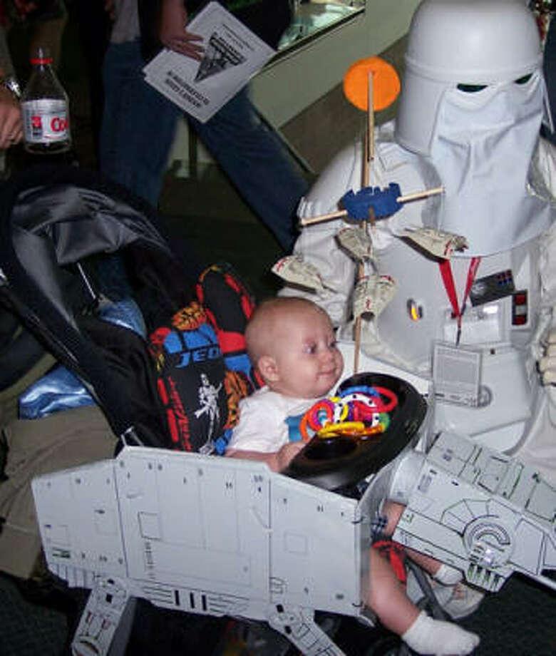 Name:Anakin  Geek origin: character, Star Wars Photo: Flickr: Official Star Wars Blog