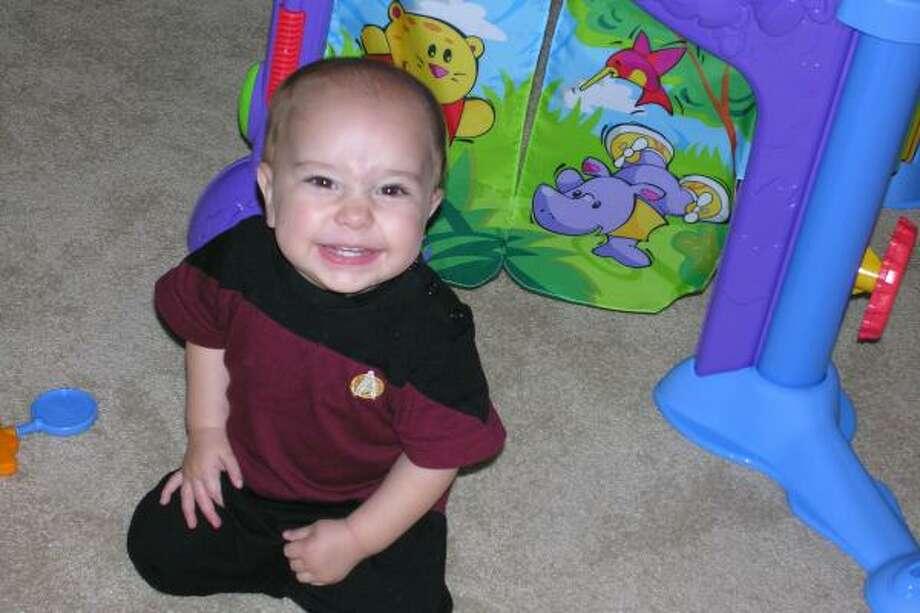 Name:Ryker (also spelled Riker) Geek origin: character, Star Trek: The Next Generation Photo: Flickr: _Shward