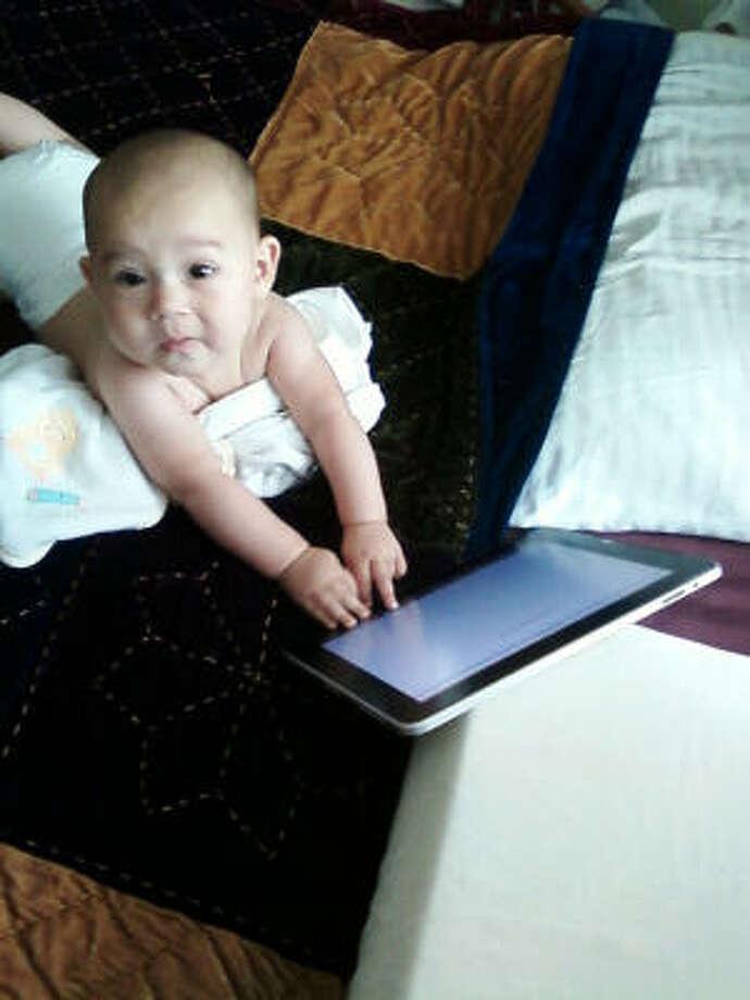 Name: Ada  Geek origin: programming language Photo: Flickr: humboldthead