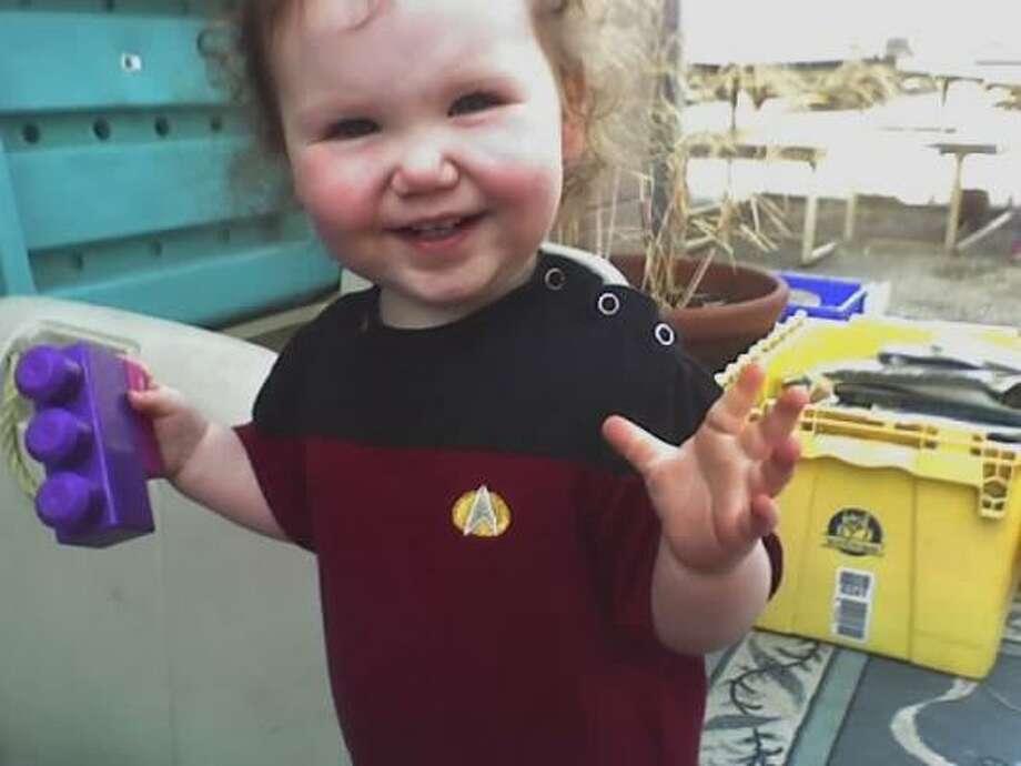 Name:Tiberius  Geek origin: middle name of Captain James Kirk on Star Trek Photo: Flickr: Liz Henry