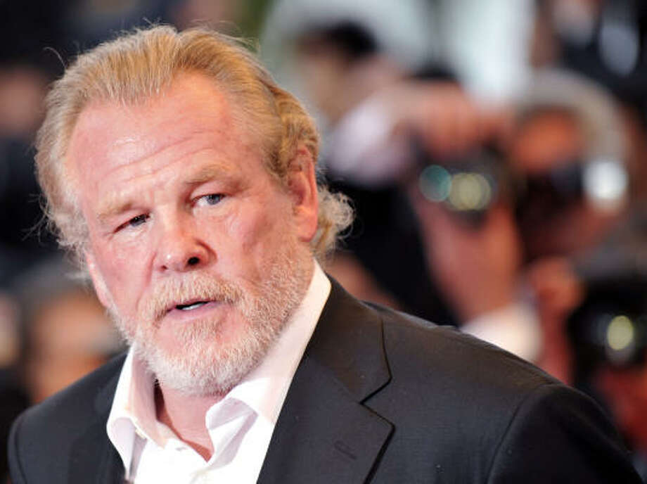 Nick Nolte (1941) Photo: ANNE-CHRISTINE POUJOULAT, AFP/Getty Images