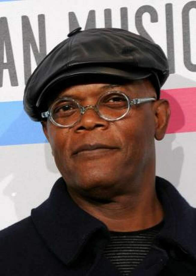 "Samuel L. Jackson told the Los Angeles Times, ""I don't think movies or video games have anything to do with it...I don't think it's about more gun control, I grew up in the South with guns everywhere and we never shot anyone. This (shooting) is about people who aren't taught the value of life...We need to stop deranged people from getting access to guns."" Photo: Jason Merritt, Getty Images For DCP"