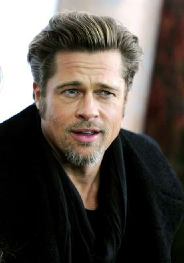 Star:Brad Pitt Character: Randy Show: Dallas Photo: Stephen Lovekin, Getty Images