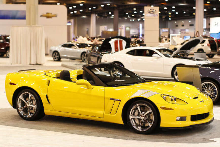 The 2011 Chevy Corvette GS Convertible