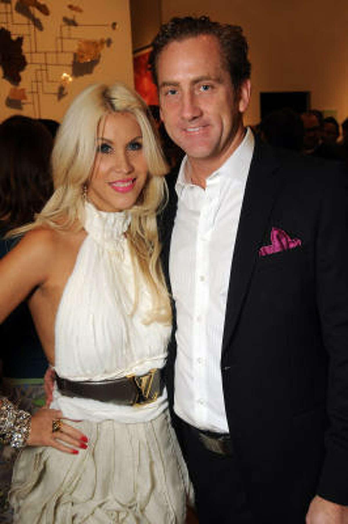 Leslie Tyler-Fink and Randy Fink