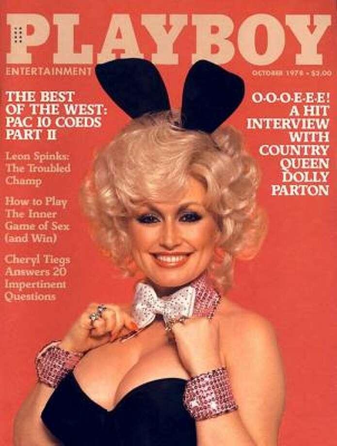 Country icon Dolly Parton. October 1978