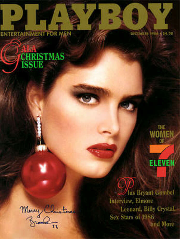The Gala Christmas issue featured the Women of 7/11 in December 1986.