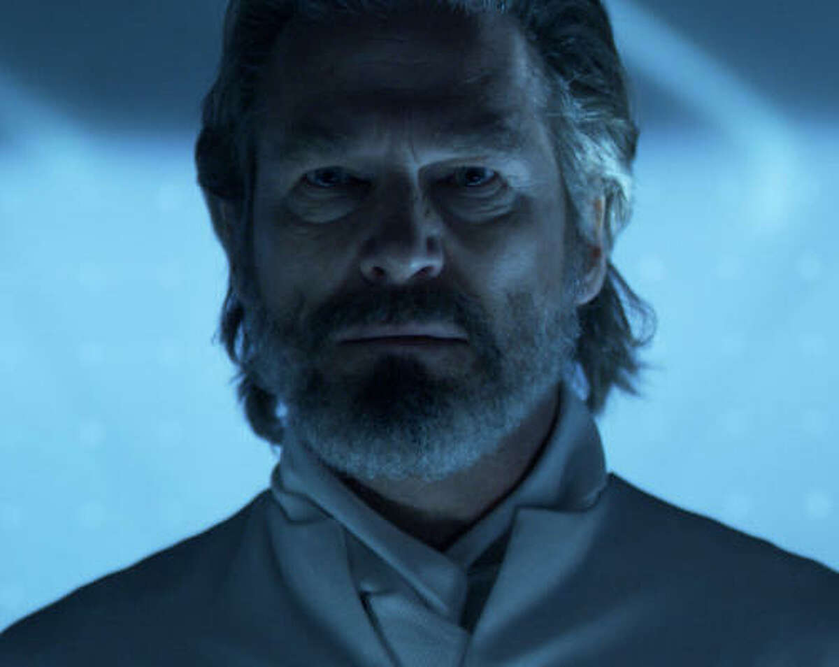 Tron:Legacy , $18.3 million: A virtual-world worker looks to take down the Master Control Program. Starring Jeff Bridges.