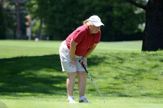 Stamford Amateur Golf Rossetti Leads Golf Championship