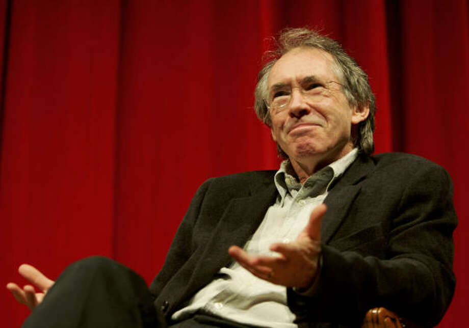 Acclaimed English author Ian McEwan has been accused of copying phrases and sentences from a World War II memoir for his 2001 novel Atonement. Photo: Andreas Rentz, Getty Images